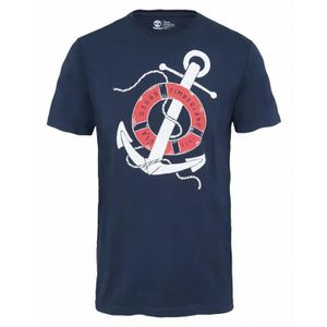 T-SHIRT TIMBERLAND - Timberland SS Vintage Nautica Homme T