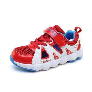 Basket Enfant hiver Sport Plus cachemire Ultra léger Chaussure BCHT-XZ211Rose26-2 mSmwy6f8