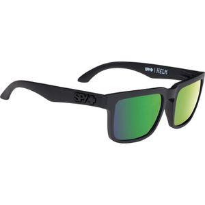 LUNETTES DE SOLEIL Spy Helm Noir Mat Happy Bronze Polar Green Spectra b5ce311c3a2a