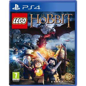 JEU PS4 LEGO The Hobbit Jeu PS4