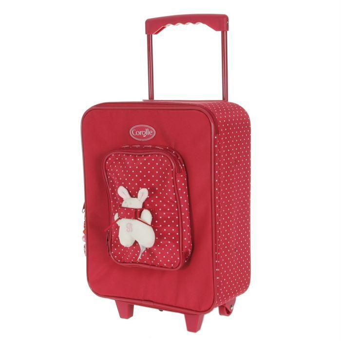 corolle valise enfant achat vente valise bagage 3281640262448 cdiscount. Black Bedroom Furniture Sets. Home Design Ideas