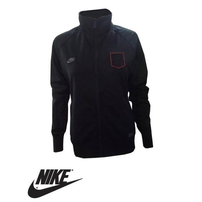 Knvb Knvb Knvb Achat Nike Vente Noir De De De De Veste Sport Femme qwOCpCE