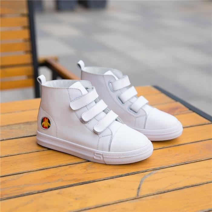 Enfants Chaussures baskets Garçon Jeunes filles Loisirs Extérieur Chaussures de sport 8PrGj0kiex