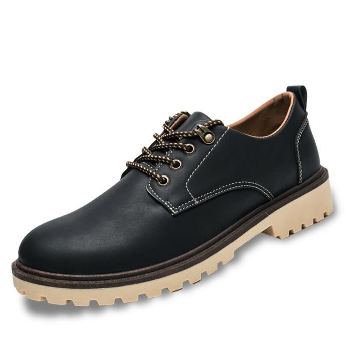 Luxe Sneake Chaussures Caoutchou homme De de csemelles dssx322noir46 mode décontractées Antidérapant Bottine Super Marque De 5W7qFOpWw