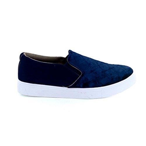 Gaby-6 Slip-on matelassée Chaussures Mode JUCPB Taille-39