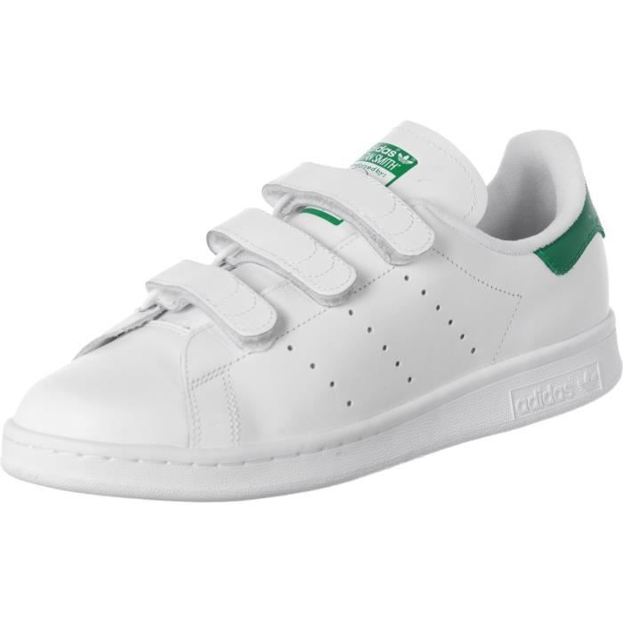 new product 7a21e 4f46c ADIDAS Stan Smith Cf, Chaussures de sport pour hommes 3NOR8G Taille-36