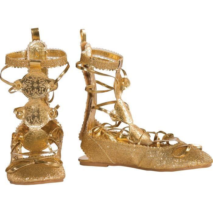 Rubie's Costume Child Glitter Sandals JO9O9 gkFeQz