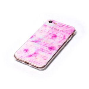 coque iphone 8 motif rose