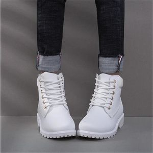 Martin Bottines Femmes Mode Classique Confortable En Cuir Boots BBZH-XZ021Rose37 JBY7PO