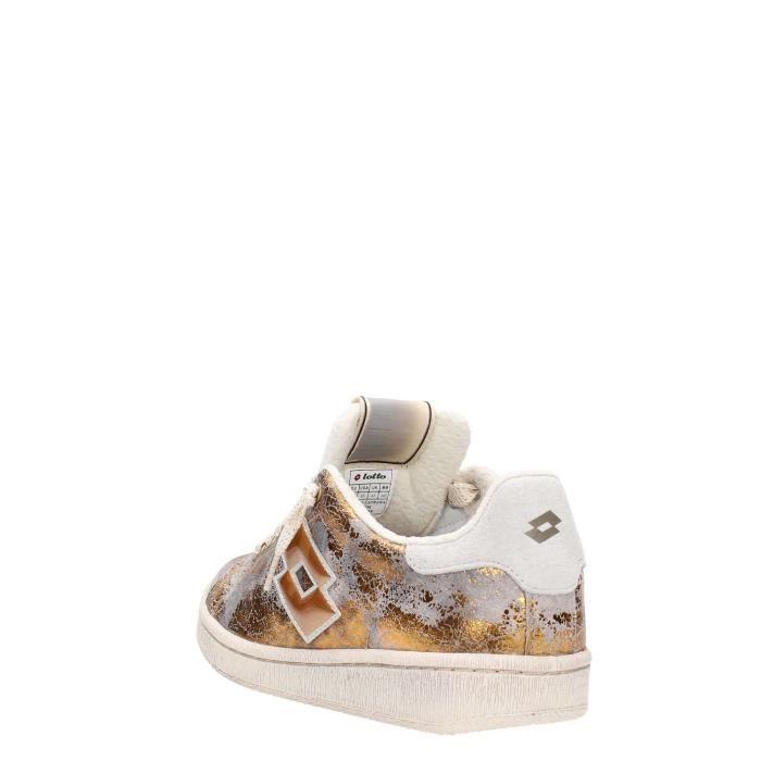 Lotto Leggenda Sneakers Femme Gold