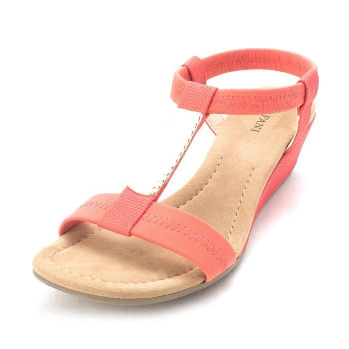 Femmes Alfani Vacay Sandales Compensées