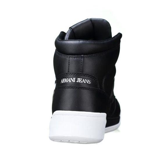 Basket Armani Jeans 935115 - 7a431 00020 Noir iuwPx6
