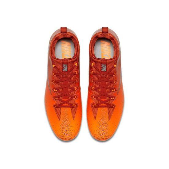 sports shoes 4aa21 80df0 Nike - Vapor Untouchable Pro Crampons de Football Américain Homme Orange -  (42.5 EU) - Prix pas cher - Cdiscount