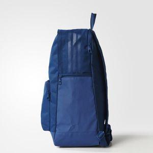 287c53dbed KIT ATHLÉTISME Sac à dos adidas 3 bandes - bleu nuit/bleu nuit/ma