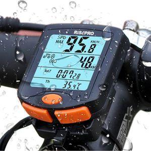 COMPTEUR POUR CYCLE Ordinateur de vélo sans fil, ® Cycle vélo étanche
