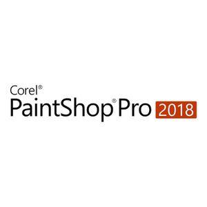 MULTIMÉDIA Corel PaintShop Pro 2018 Ensemble de boîtes 1 util