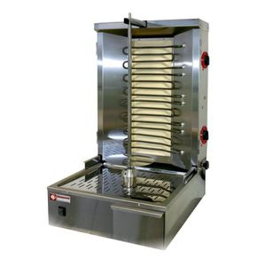 Machine à kébab Grill spécial kebab - Électrique - 35 Kg