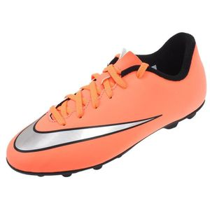 CHAUSSURES DE FOOTBALL Chaussures football moulées Mercurial vortex ii fg