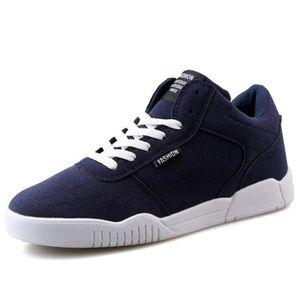 CHAUSSURES MULTISPORT Chaussures De Sport Pour Hommes en daim Textile De