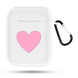 ÉTUI CASQUE AUDIO Coque Protection Motif cardiaque Apple Écouteurs s