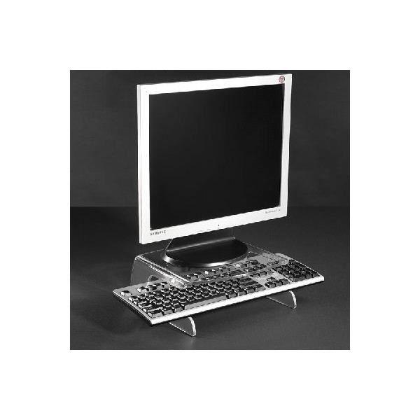 DATAFLEX Support pour écran LCD avec espace de rangement pour clavier