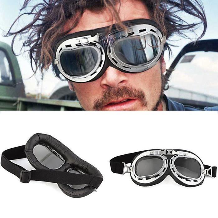 Casque moto quand on a des lunettes