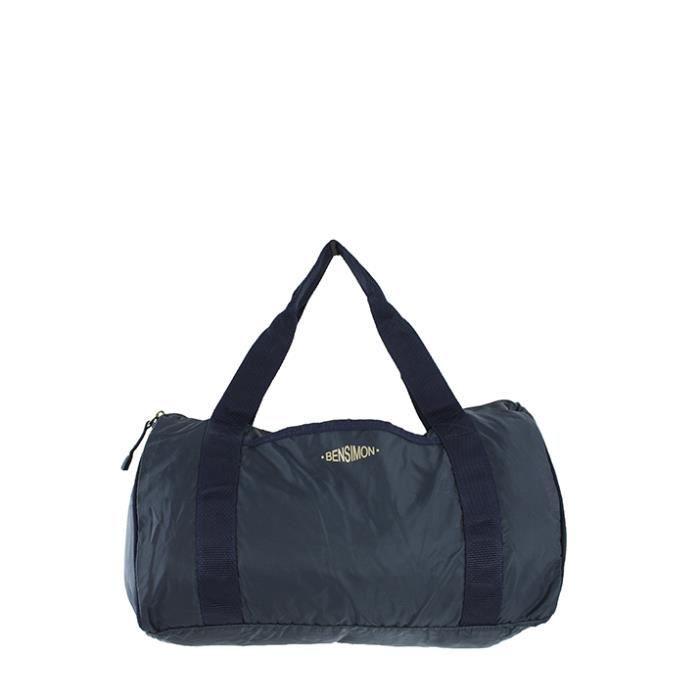 3aadeac304 Sac de sport Color Bag 45 cm 24 0516 MARINE 0053|Unique - Achat ...