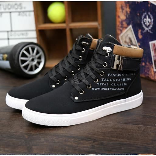 a2a1dc05300948 2016 Chaussures Hommes Hot Leather Sapatos Tenis Masculino Homme ...