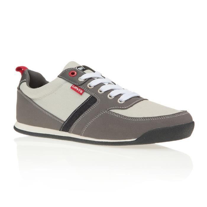 Homme Baskets Chaussures Levi's Xnzen0tb Fcu3lK1TJ