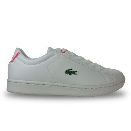 LACOSTE - Chaussure junior Carnaby Evo Spc Lacoste - (rose - 39)