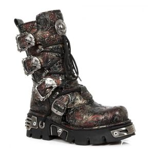 Vente Pas Achat Femme Cdiscount Chaussures Cher Rock New GzUpSVqM