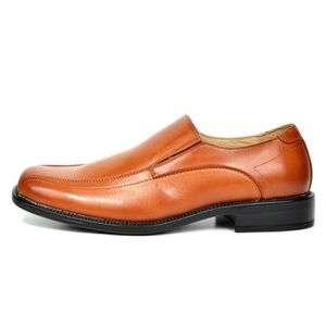 Bruno Marc cuir formel Chaussures Robe Mocassins doublé KYIPG Taille-47 0NdUOUNAE