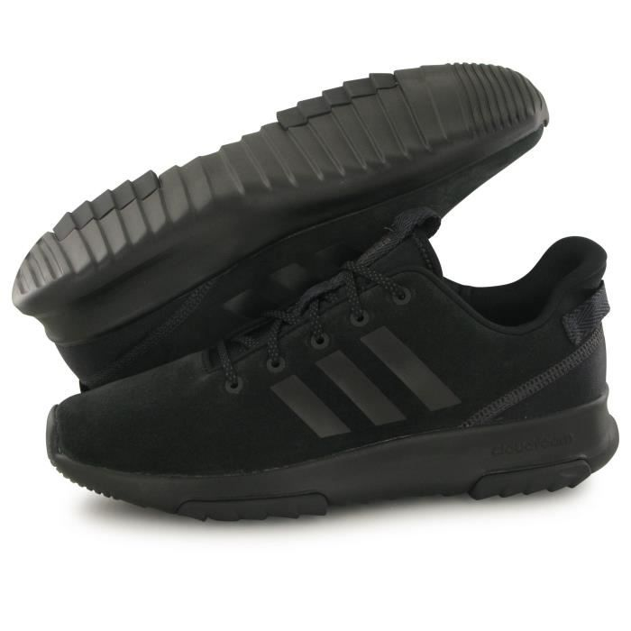 Adidas Neo Cloudfoam Racer Tr noir, baskets mode homme