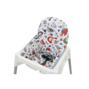 CHAISE HAUTE Coussin De Chaisse Haute Polini Kids Pour IKEA