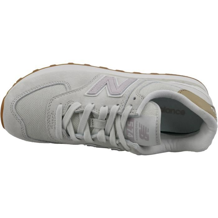 Balance Wl574lcc Sneakers Femme New Gris mN80nw