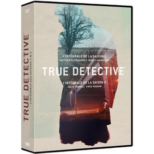 DVD SÉRIE DVD True Detective - Saisons 1 et 2