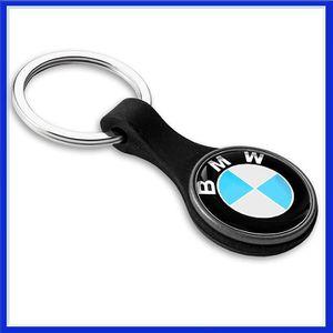 PORTE-CLÉS BMW Porte-clés Caoutchouc Métal Noir Accessoires C