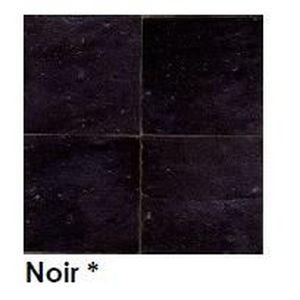Zellige Noir 10 x 10 cm - Achat / Vente carrelage - parement Zellige ...