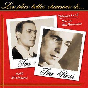 CD VARIÉTÉ INTERNAT CD LES PLUS BELLES CHANSONS DE TINO ROSSI - VOLUME