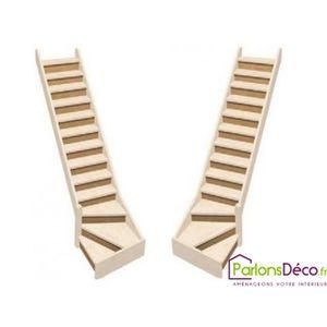 escalier meunier achat vente escalier meunier pas cher. Black Bedroom Furniture Sets. Home Design Ideas