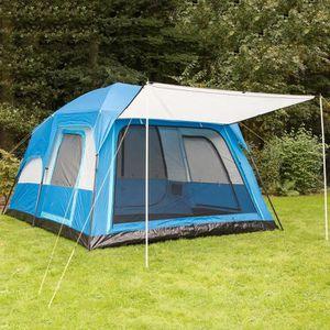 tente de camping 4 places achat vente pas cher. Black Bedroom Furniture Sets. Home Design Ideas