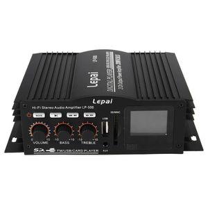 AMPLIFICATEUR SHAN NEUFU Mini Digital Amplificateur FM Subwoofer