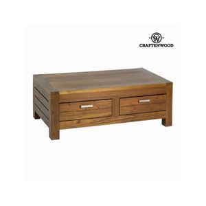 TABLE BASSE Table basse ohio avec 2 tiroirs - Collection Be Yo