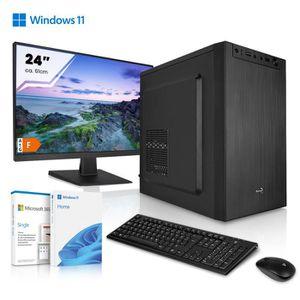 UNITÉ CENTRALE  Megaport PC AMD Ryzen 5 2400G 4x 3.60GHz • 8 Go DD