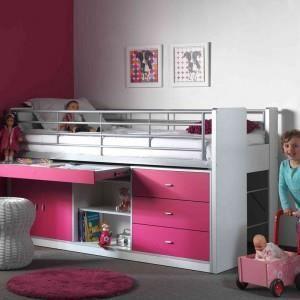 lit combine bureau achat vente lit combine bureau pas cher cdiscount. Black Bedroom Furniture Sets. Home Design Ideas