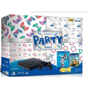 CONSOLE PS4 PACK PS4 PARTY + FIFA 19 + OVERCOOKED 2 + PSN 14 J