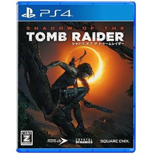 JEU PS4 Square Enix Shadow of the Tomb Raider SONY PS4 PLA