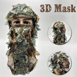 BONNET - CAGOULE TEMPSA Sneaky Masque 3D Cagoule Chasse Sport Visag