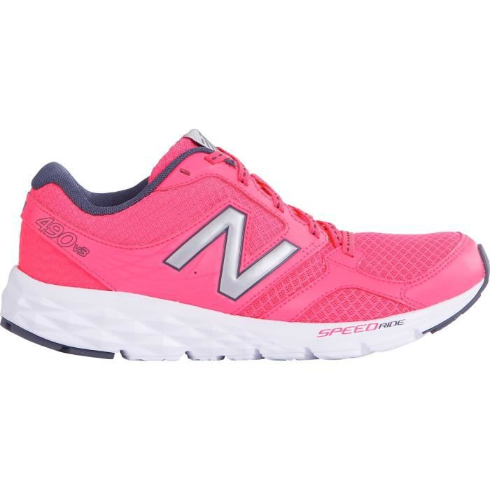 Pas 490 Chaussures New Wr Running Femme Cher V3 De Prix Balance zq74TS