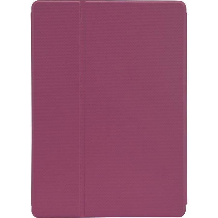 CASE LOGIC Étui pour tablette Snapview iPad Air2 - Açaï